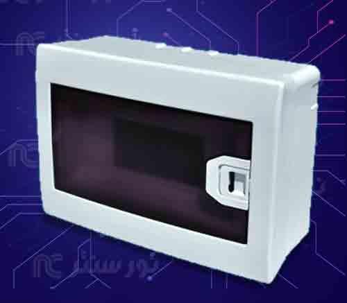 جعبه فیوز روکار 2 تایی (میرسا)