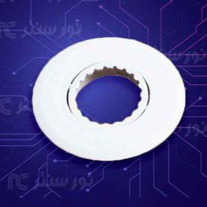 قاب هالوژن ABS متحرک (پرتو نور توس)