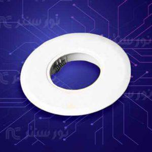 قاب هالوژن ABS ثابت (پرتو نور توس)