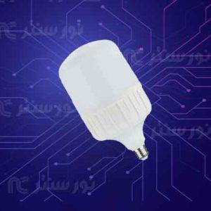لامپ ال ای دی استوانه ای (پارس افروز)
