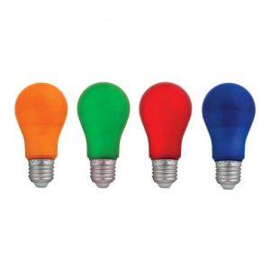 لامپ ال ای دی 5 وات حبابی (پارس افروز)